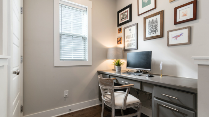 Design your bed room dwelling workplace with these fabulous concepts