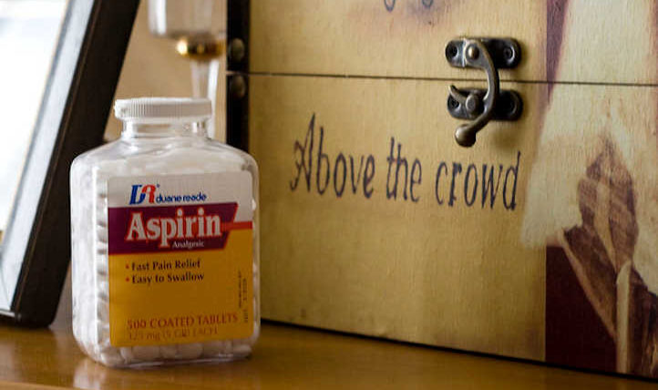 Aspirin For Herbs: Does It Actually Assist?