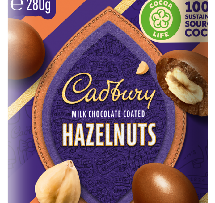 Cadbury is celebrating Father's Day with a brand new taste mixture