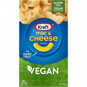 Kraft launches vegan Mac & Cheese