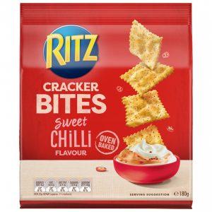 Puttin 'candy chili on the Ritz