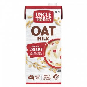 Uncle Tobys launches a brand new vary of creamy oat milk