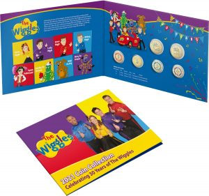 Woolworths is celebrating 30 years of The Wiggles