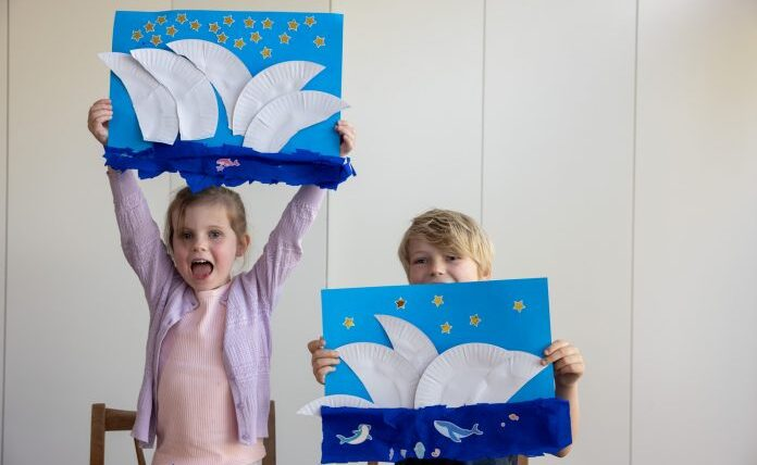 Sydney Opera Home and Dettol work collectively to show kids wholesome habits