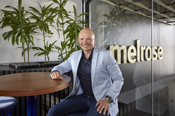 Melrose Group appoints new CEO