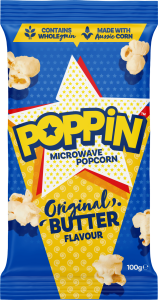 Poppin Microwave Popcorn presents the primary model refresh in 30 years