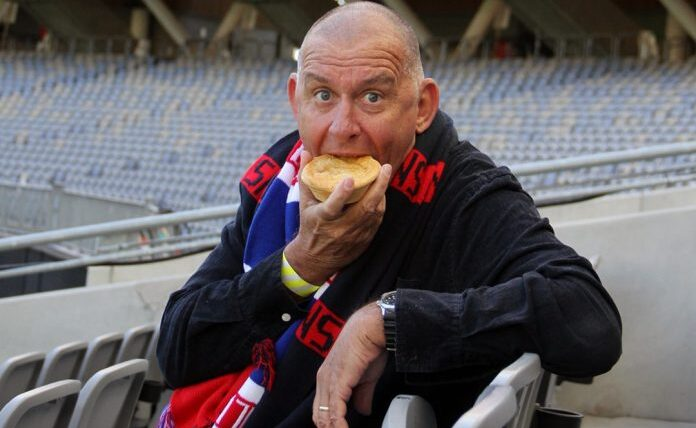 Mrs Mac's presents bakery vary on the AFL Grand Closing