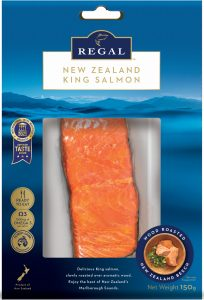 """An """"elevated salmon"""" arrives in Australia"""