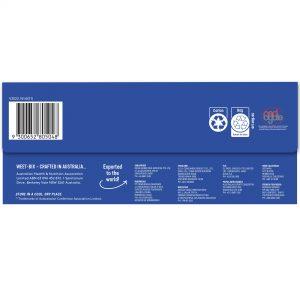 Weet-Bix bins to show the Australasian Recycling Label