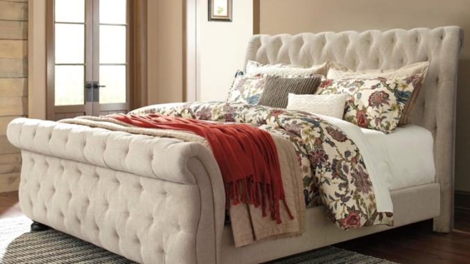 Save area in your bed room with an Ottoman sleigh mattress