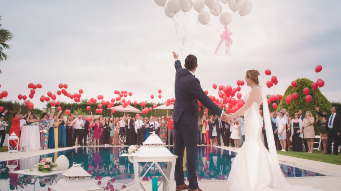 eight Distinctive Wedding ceremony Concepts Your Friends Have By no means Seen Earlier than